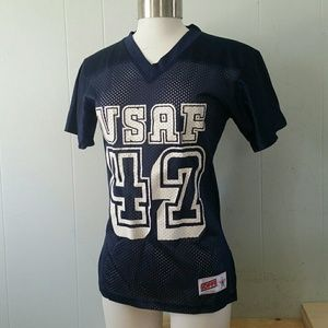Tops - Air Force Football Jersey usaf